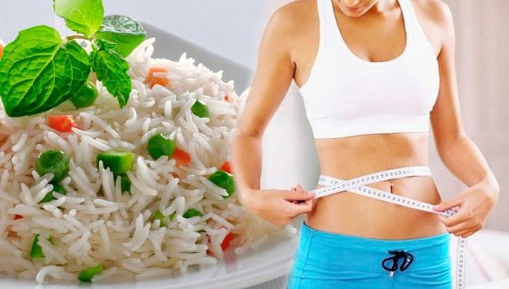 Рисовая бессолевая диета